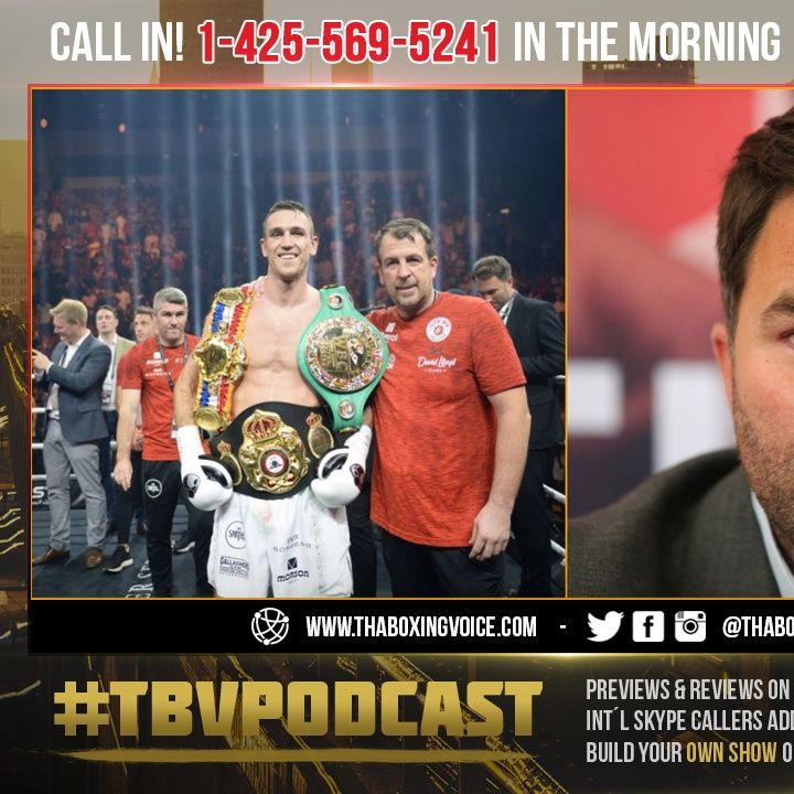 ☎️Callum Smith Leaving Eddie Hearn😱For PBC or Top Rank❓What You Should Know❗️