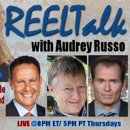 REELTalk: Fox and Friends Co-Host and Author Brian Kilmeade, Dr. Peter Hammond direct from South Africa and Maj. Fred Galvin