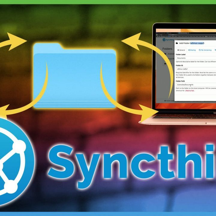 Hands-On Mac 26: Syncthing