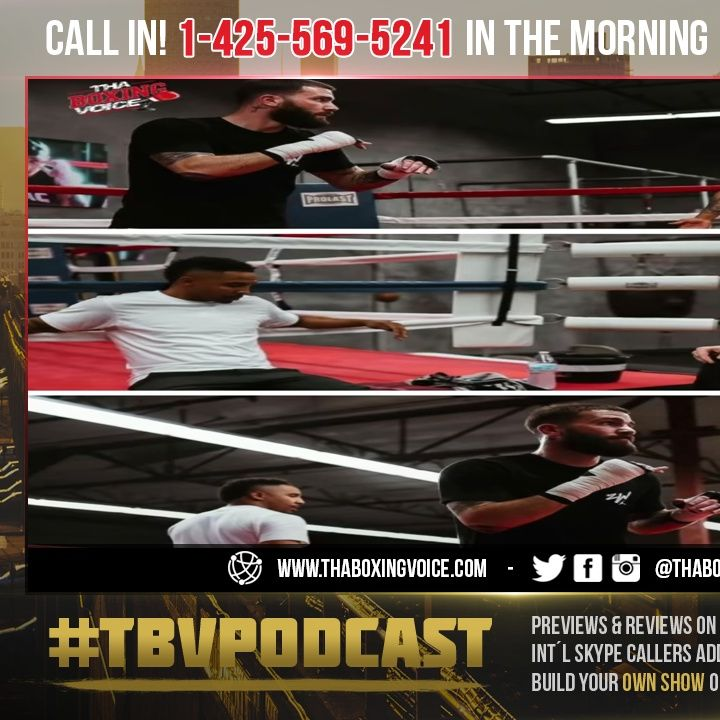 ☎️Canelo vs Caleb Plant🔥Plant Brings In Andre Ward Could That Make a Difference❓