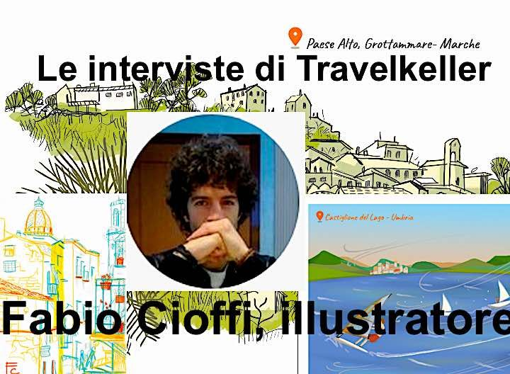 Ep. 5 Intervista all'illustratore Fabio Cioffi