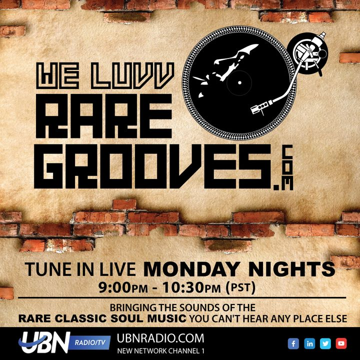 We Luvv Rare Grooves