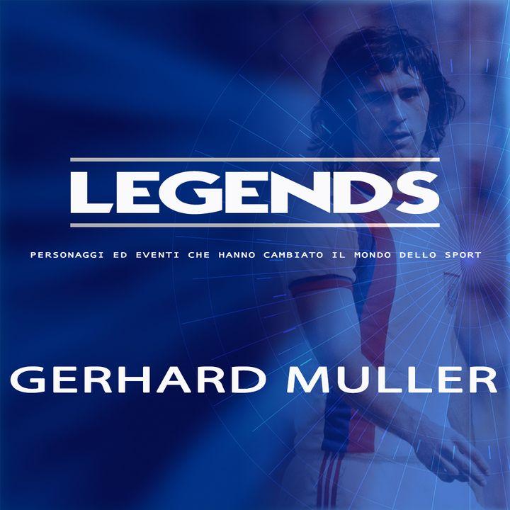 Gerd Muller, bomber der Nation.