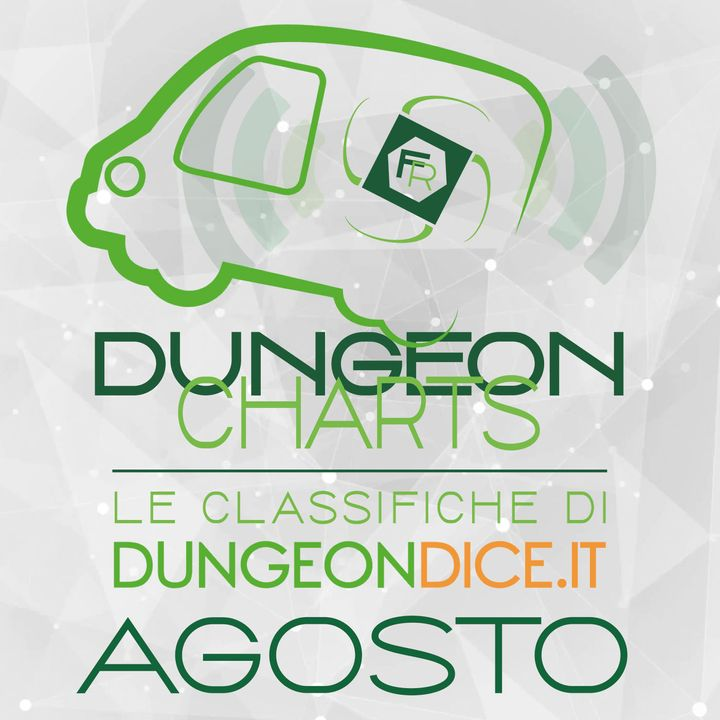 Dungeon Charts - Agosto 2020