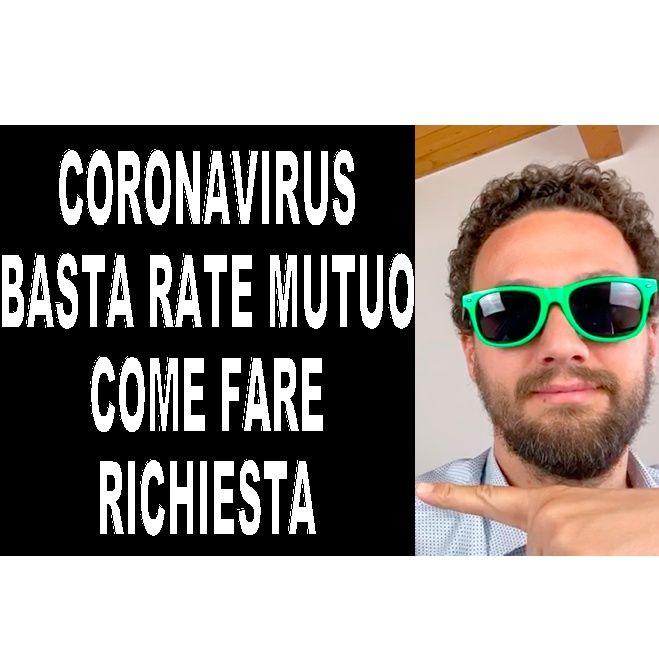 Coronavirus e sospensione mutuo prima casa, come fare richiesta