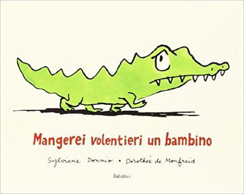 Audiolibri per bambini - Mangerei volentieri un bambino (www.radiogiochiecolori.it)