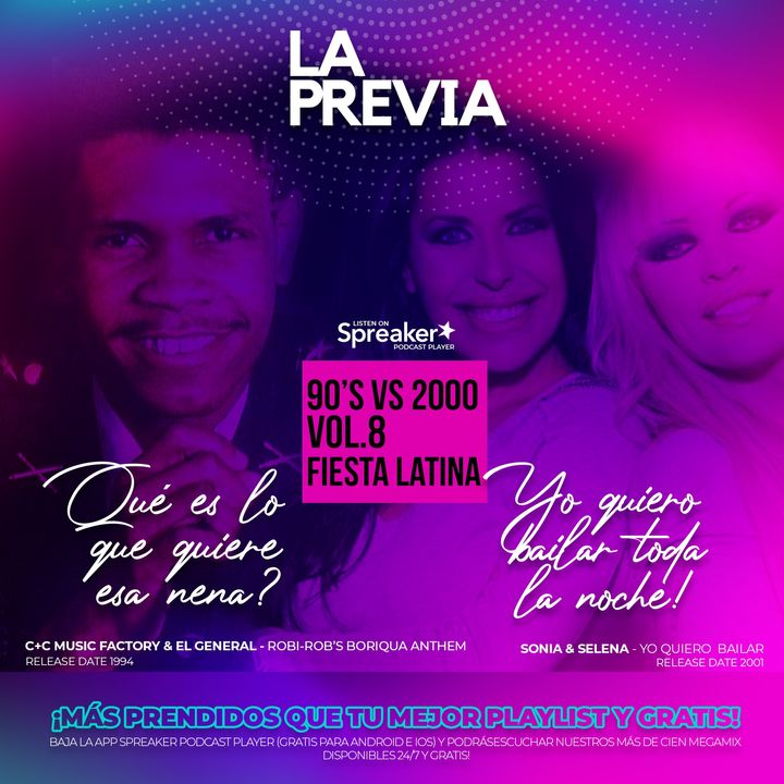 90's v/s 2000's vol.8 | Mix by @bravomusic.cl