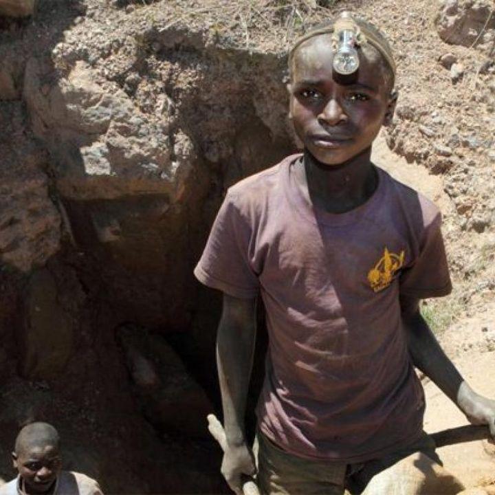 Infanticidi al cobalto: In tribunale 5 multinazionali hi tech