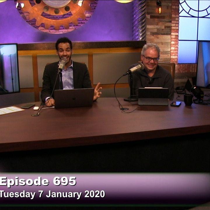 MacBreak Weekly 695: Andy Loves the Listeners