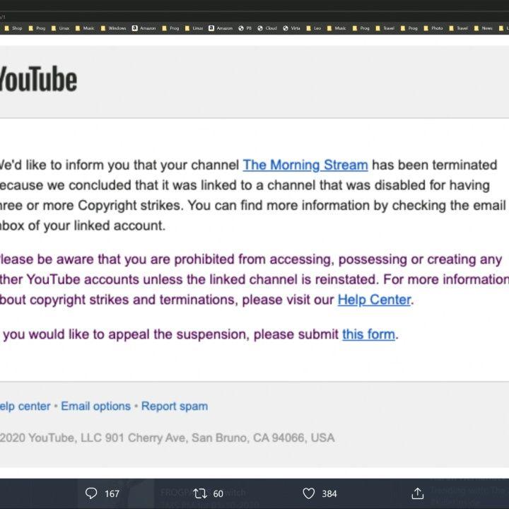 COPPA Breaks YouTube. Copyright Trolls Kill YouTube Creators   TWiT Bits