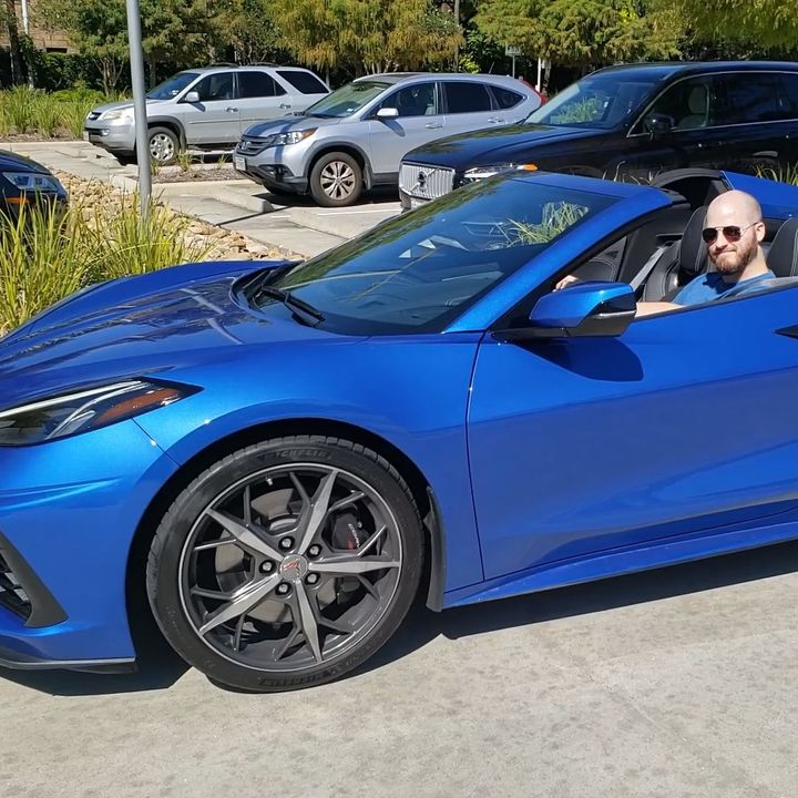 I spent some time with the 2020 Corvette Stingray! (@11:45)