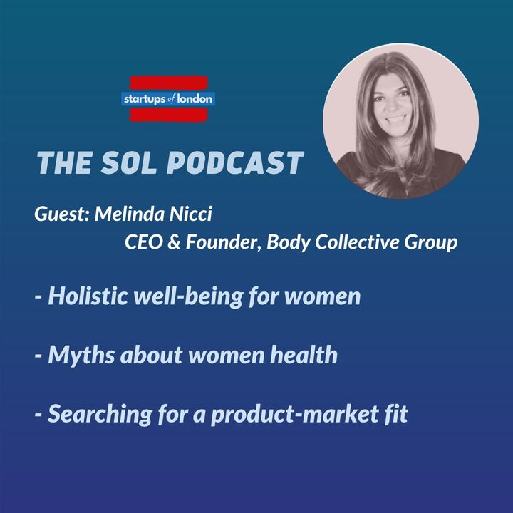 Adding Perspective to Health Tech with Melinda Ricci, CEO & Founder of Body Collective Group