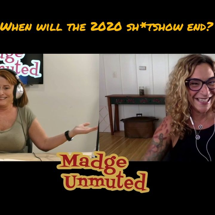 Reason for 2020 Sh*tshow Revealed! with guest Amy White