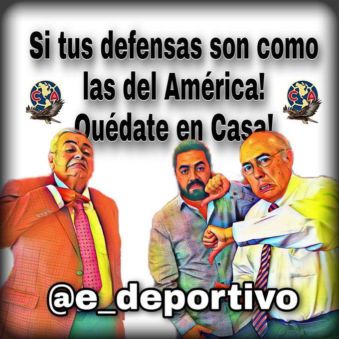 Si tienes Defensas como el América, quédate en Casa, Espacio Deportivo de la Tarde 30 de noviembre 2020