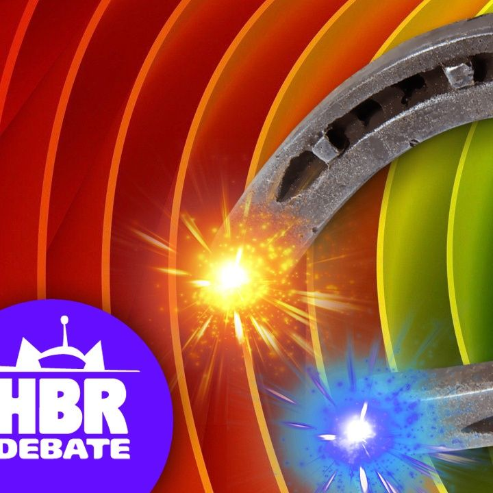 Hanging Out With Aydin Paladin, Trying Not to Get Radicalized | HBR Debate 50