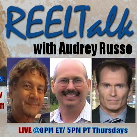 REELTalk: Filmmaker Pierre Rehov in Israel, MAJ Fred Galvin and Author Dr. Andrew Bostom