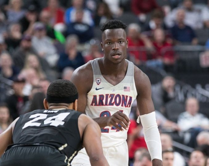 Ep.33 : Akot transferring, Cats look good in the Bay and a Gilbert Arenas story.