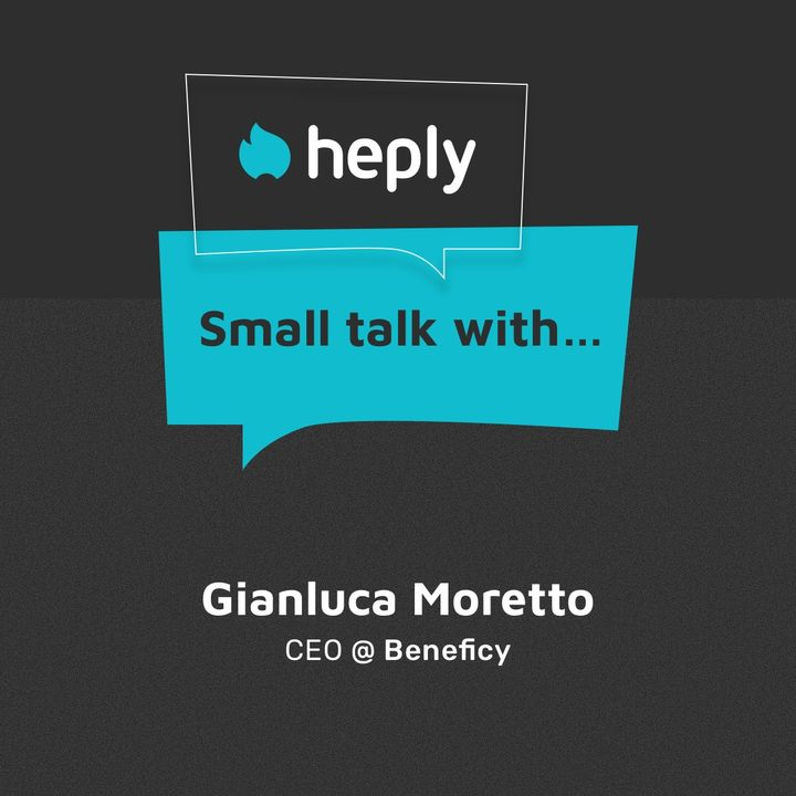 Gianluca Moretto - Beneficy- CEO