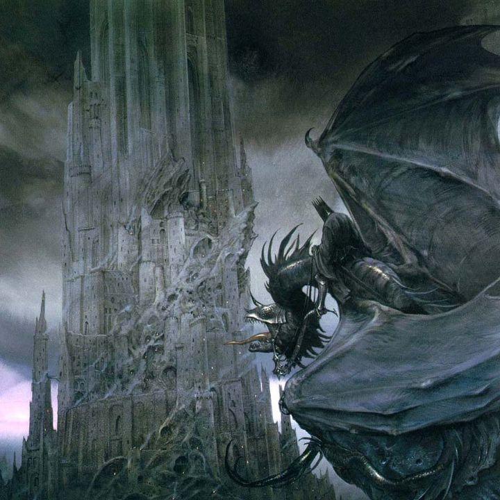 34. La torre di Cirith Ungol. La Terra d'Ombra