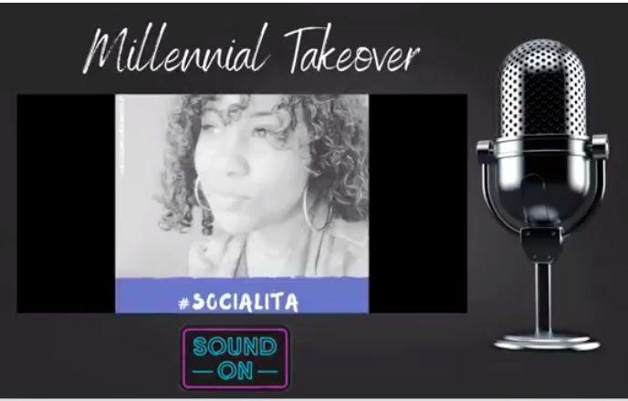 Introducing The Millennial Takeover with Socialita Kristina and Von Da Skolar.