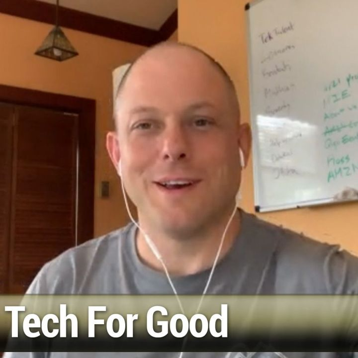 FLOSS Weekly 598: DemocracyLab - Tech For Good