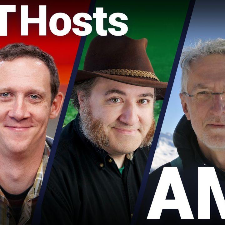 4th TWiT AMA with Jason, Andy, & Jeff | TWiT Bits