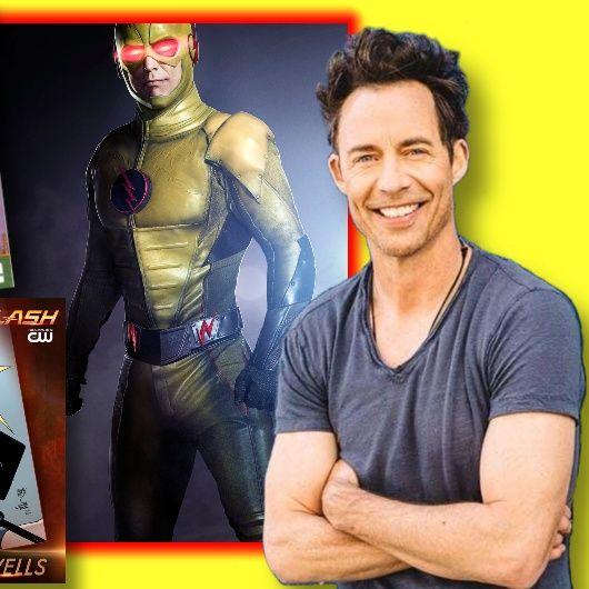 #378: Tom Cavanagh on The Flash and Superman & Lois!