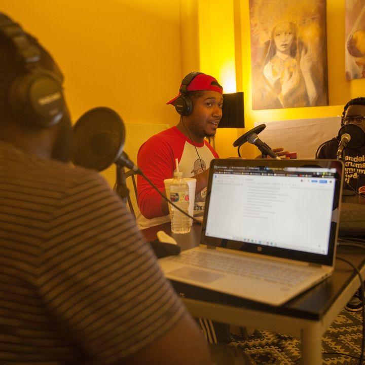 Black MenTell Village Podcast