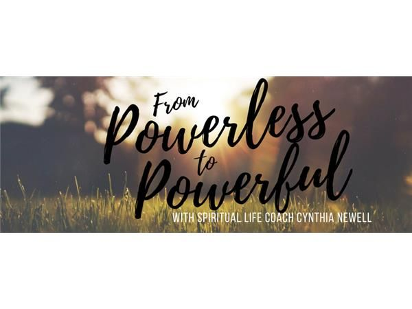 From Powerless to Power with Cynthia Newell
