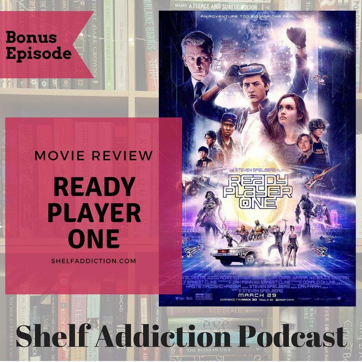 Ready Player One Movie Review | Book vs Movie Adaptation