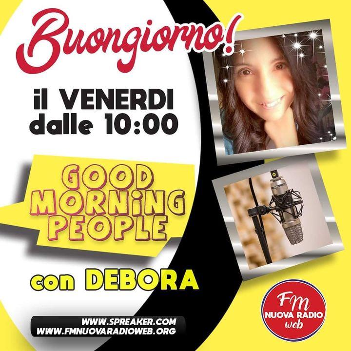 Good morning people, a cura di DEBORA, 09/04/2021