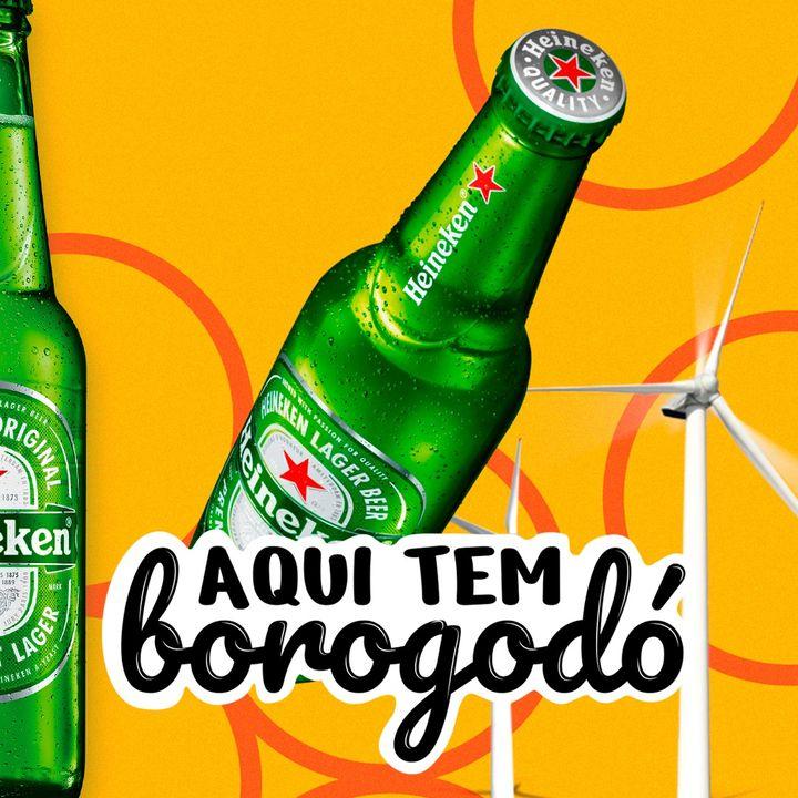 Heineken - Produção de energia renovável, redução de CO2, economia circular e diversas inovações em sustentabilidade