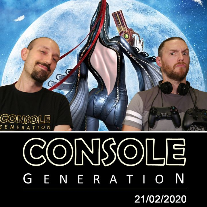 Bayonetta & Vanquish 10th Anniversary Bundle - CG Live 21/02/2020