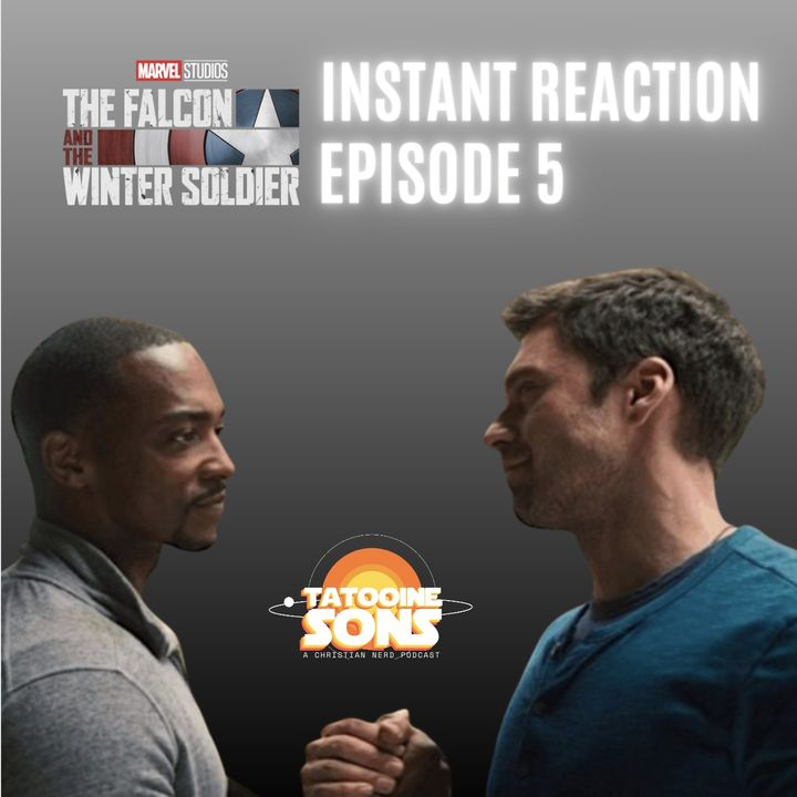 Falcon & Winter Soldier 1.5 Spoiler Review   Is Indiana Jones 5 a Star Wars?   Why BB-N8 Loves Comics