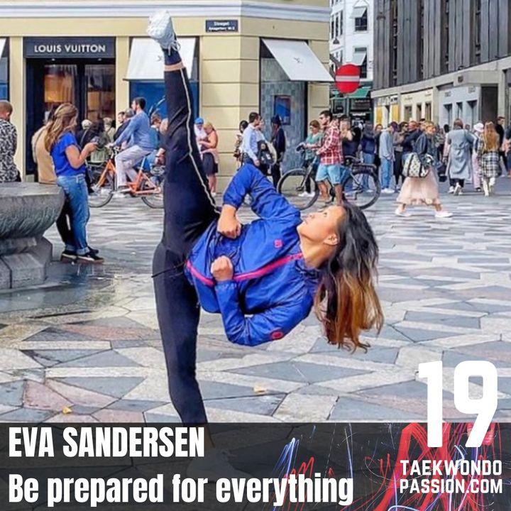 Eva Sandersen: Prepare for everything