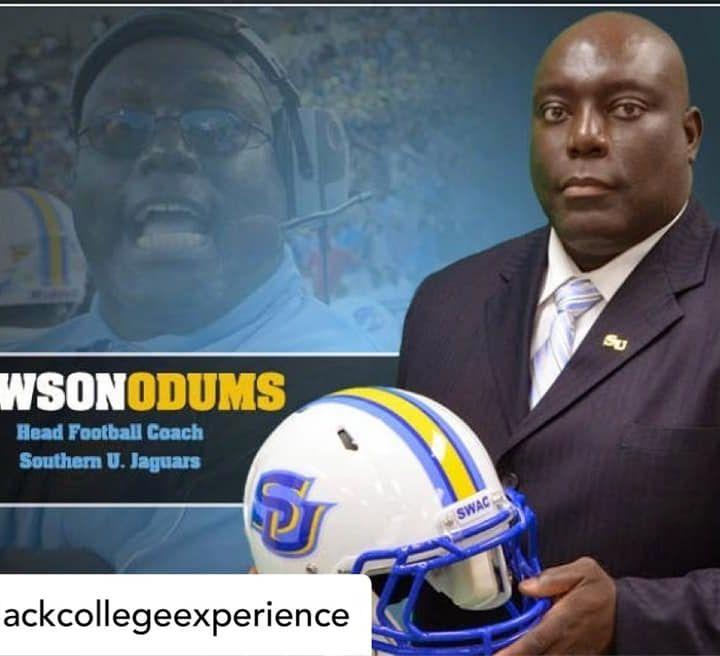 BCE-Pop-Up Talks:Dawson Odums, Head Football Coach Southern University