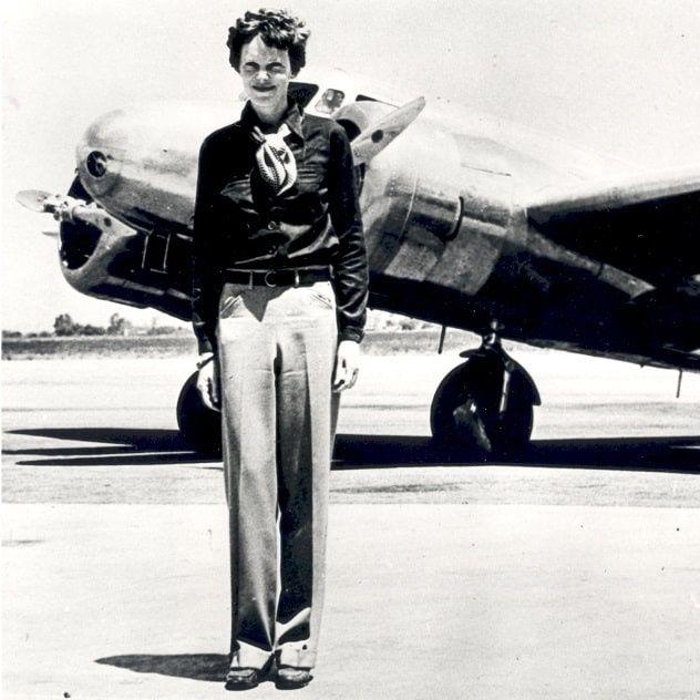 Amelia Earhart: storia di una Donna… con la testa tra le nuvole