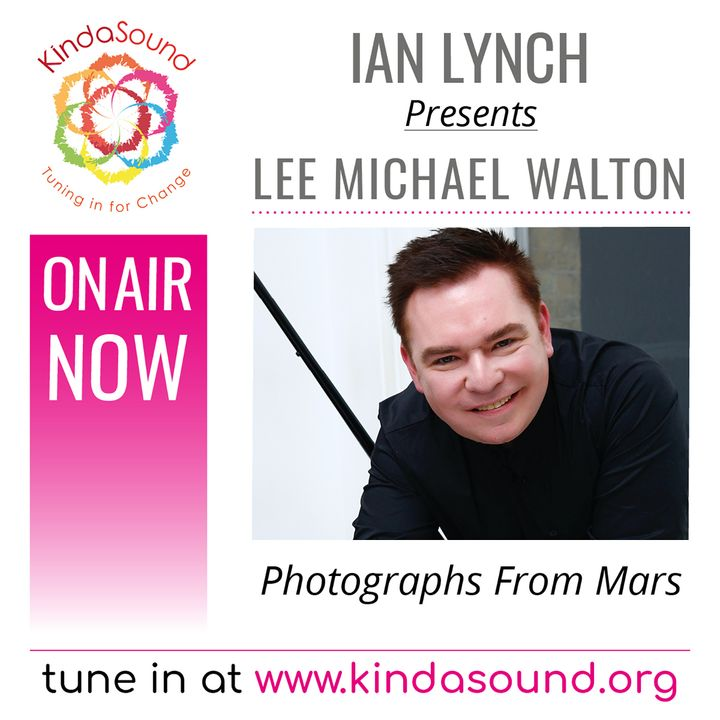 Coming Back From The Dark Side of Life | Lee Michael Walton on Rites of Man with Ian Lynch