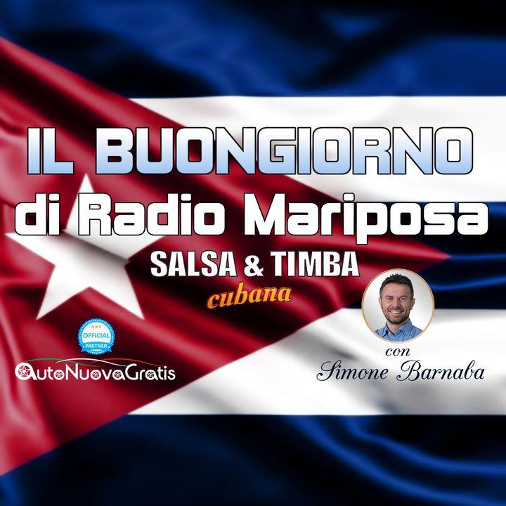"Buongiorno e Buon Mercoledì con Charanga Habanera: ""Acabaito de nacer""    Musica Cubana   Episodio 598"