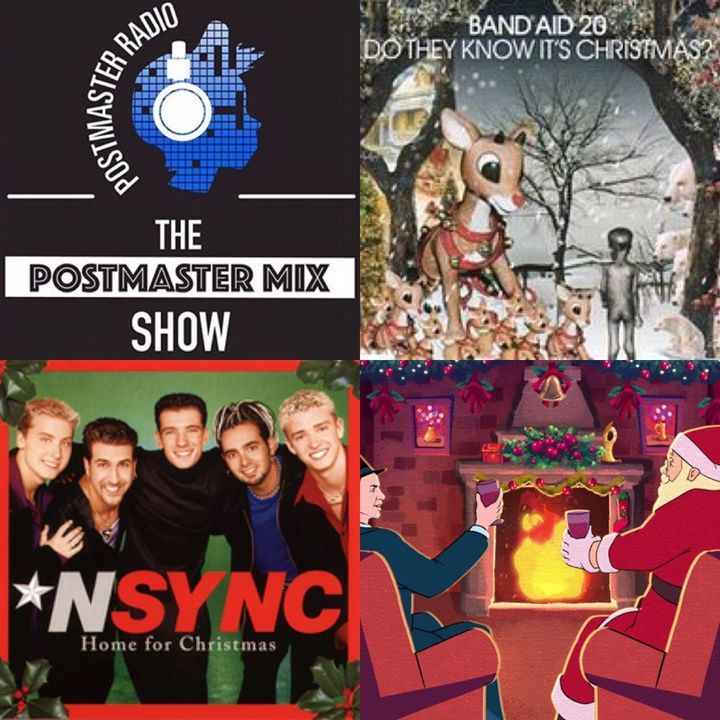 The Postmaster Mix: A Holly Jolly Christmas Special
