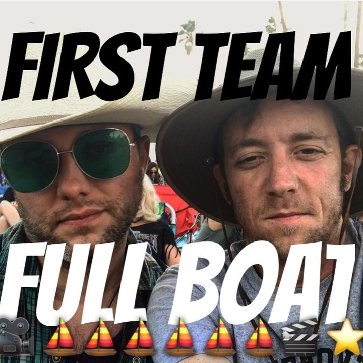 Joe & Barry's First Team Full Boat