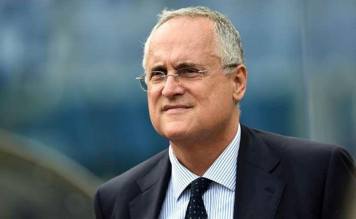 Calcio e coronavirus: per il patron della Lazio Lotito è indispensabile finire la stagione