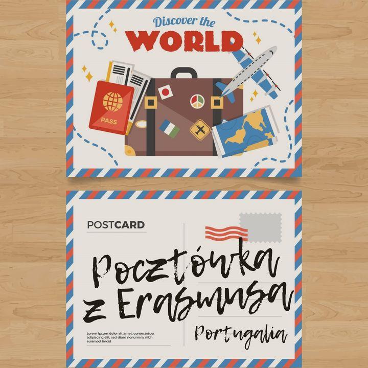 Pocztówka z Erasmusa 2 - Portugalia
