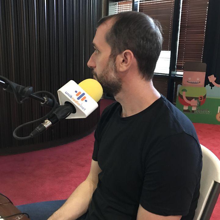 Entrevista al comediante Carlos Sanchez en Semana Económica y Financiera