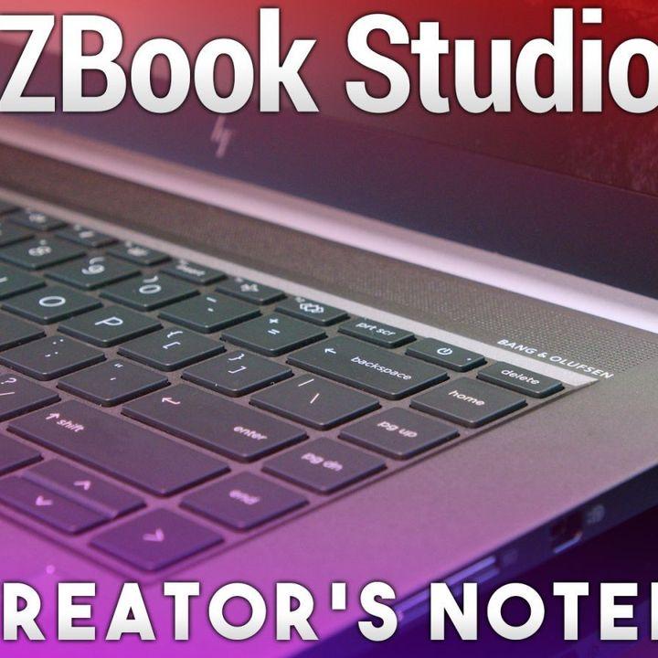 "HP ZBook Studio G7 - 15"" Mobile Workstation for Creators"