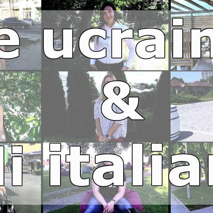 Cosa pensano le ragazze ucraine degli uomini italiani