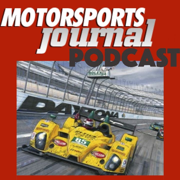 Motorsports Journal Podcast