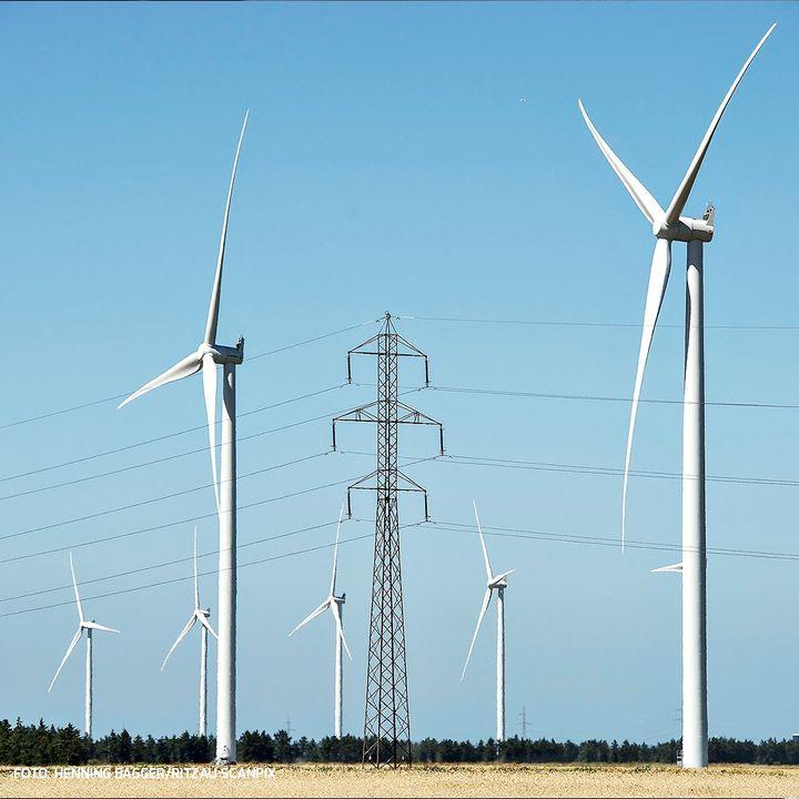 Fokus.. på vindmølleudfordringen