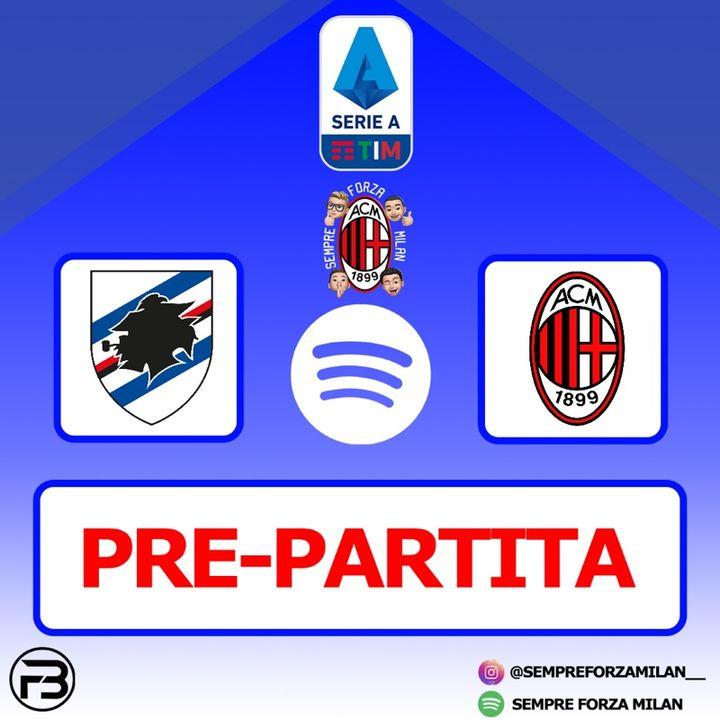 PRE PARTITA | SAMPDORIA-MILAN