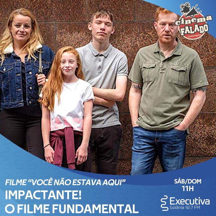 Cinema Falado - Rádio Executiva - 07 de Março de 2020